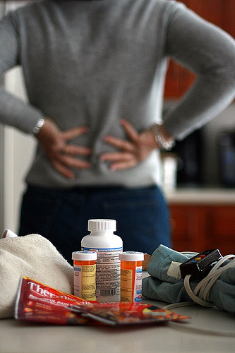 Back Pain and IBS