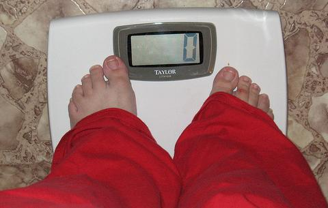 Scale Weight Loss or Gain